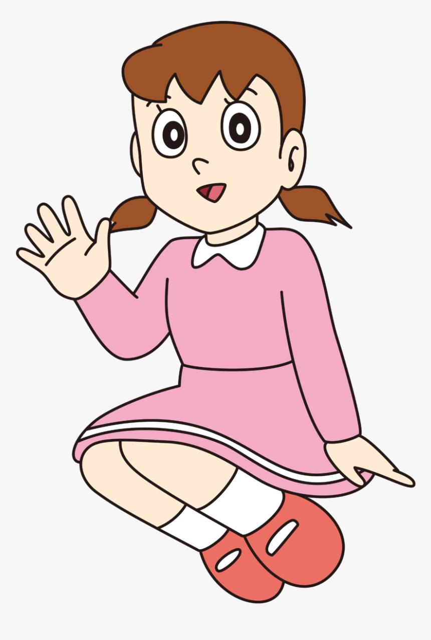 Nobita And Shizuka Png, Transparent Png, Free Download