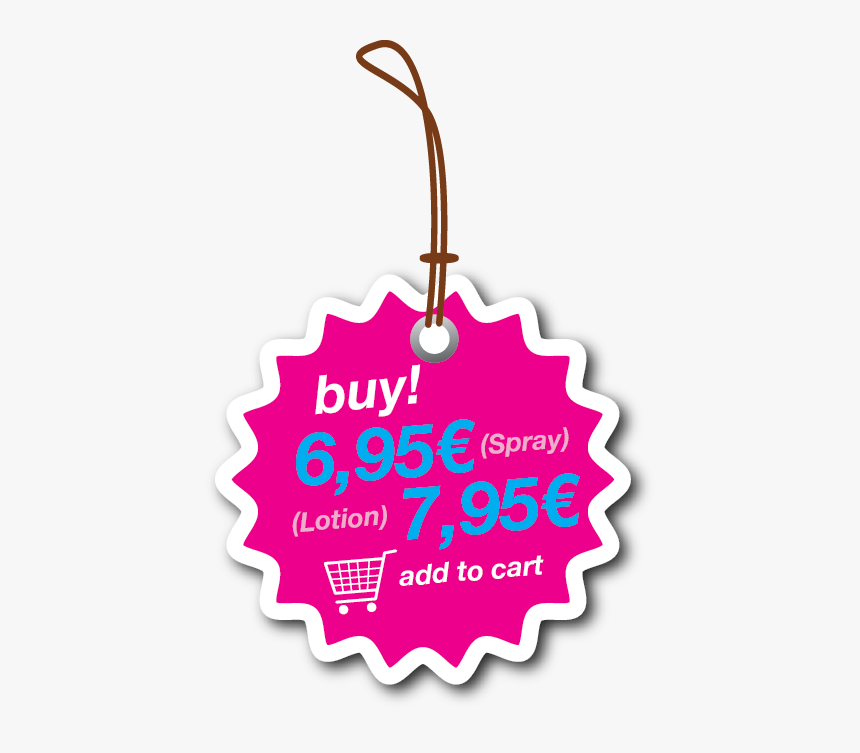 Pink Price Tag Png - Price Tag Png, Transparent Png, Free Download