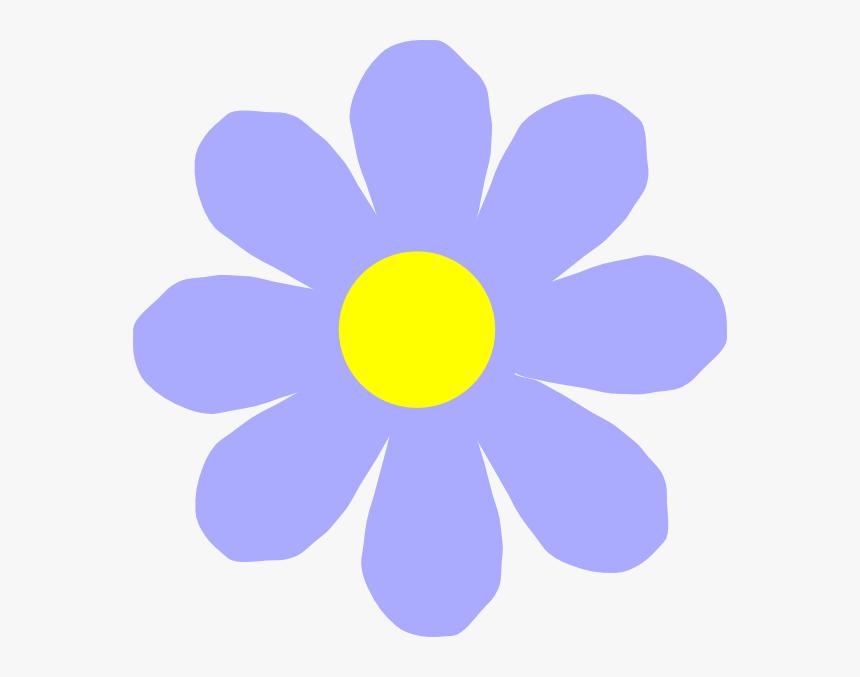 Free Flower Petals Cliparts - 8 Petal Flower Clipart, HD Png Download, Free Download