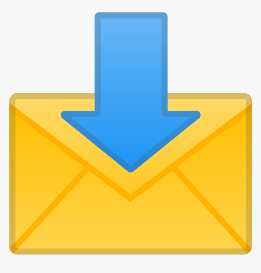 Envelope With Arrow Icon - Envelope With Arrow Png, Transparent Png, Free Download