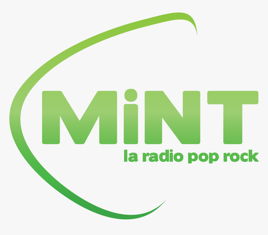 Mint Radio Logo - Mint Radio, HD Png Download, Free Download