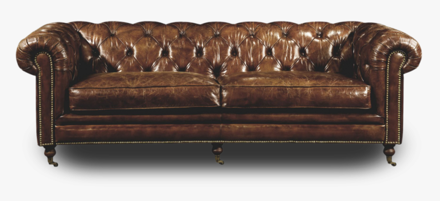 Tan Leather Chesterfield Sofa Hd Png
