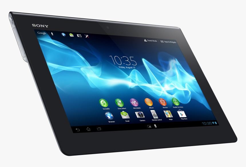 Download Tablet Png Hd - Sony Xperia Tablet S 3g, Transparent Png, Free Download