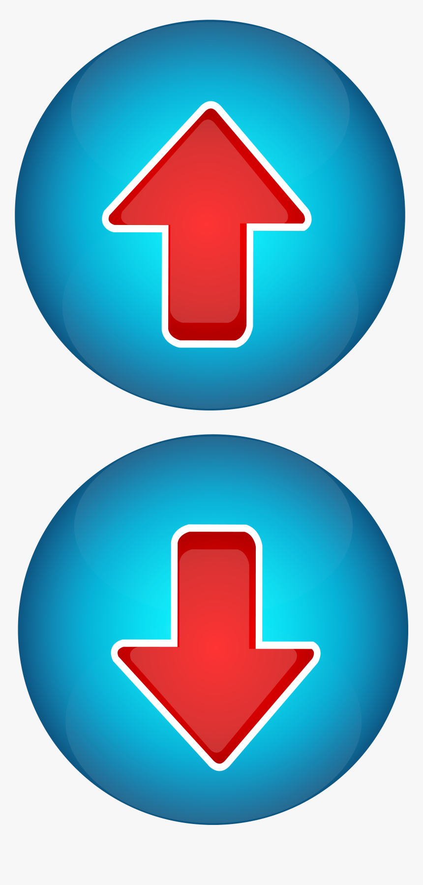 Up Down Arrow Icon Png , Png Download - Arrow Icon Up Down, Transparent Png, Free Download