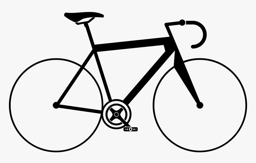 Sport Bike Clip Arts Transparent Background Bicycle Clipart Hd Png Download Kindpng