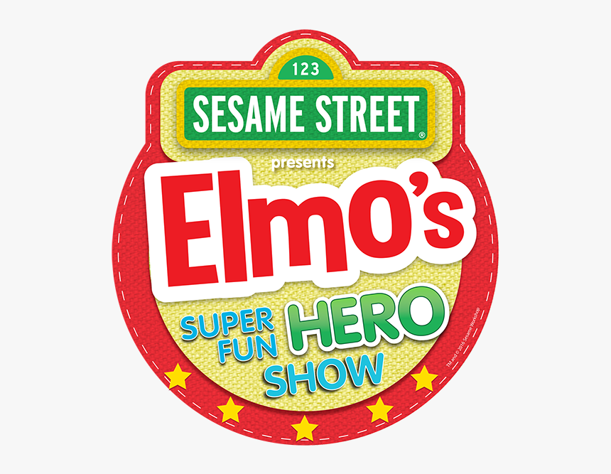 Muppet Wiki - Elmo Logo Sesame Street, HD Png Download, Free Download