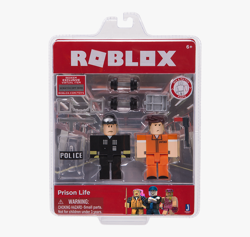 Roblox Prison Life Toy, HD Png Download, Free Download