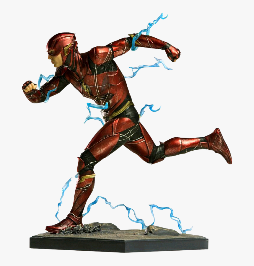Justice League The Flash Statue, HD Png Download, Free Download