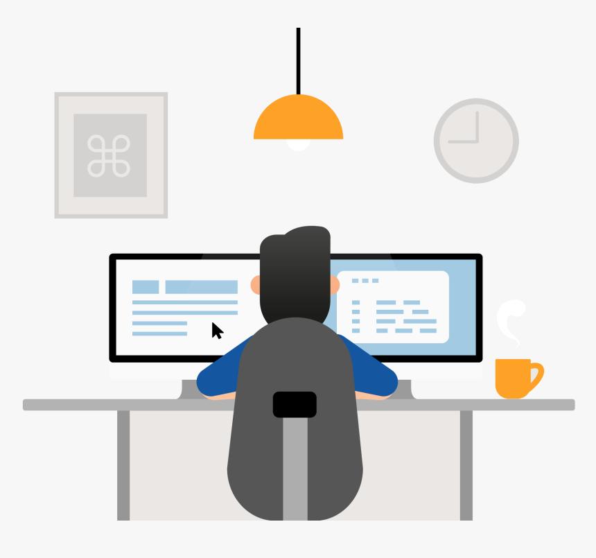 Software Development - Full Stack Developer, HD Png Download, Free Download