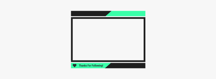 Twitch Camera Overlay Png - Twitch Webcam Overlay Png, Transparent Png, Free Download