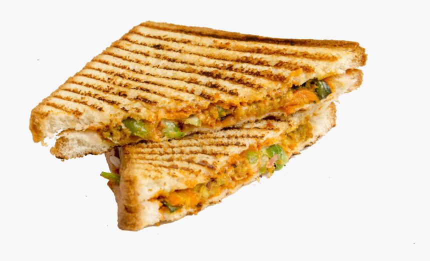 Veg Grilled Sandwich Png Transparent Png Kindpng
