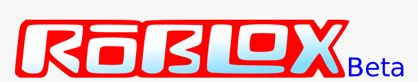 Old Roblox Logo Red