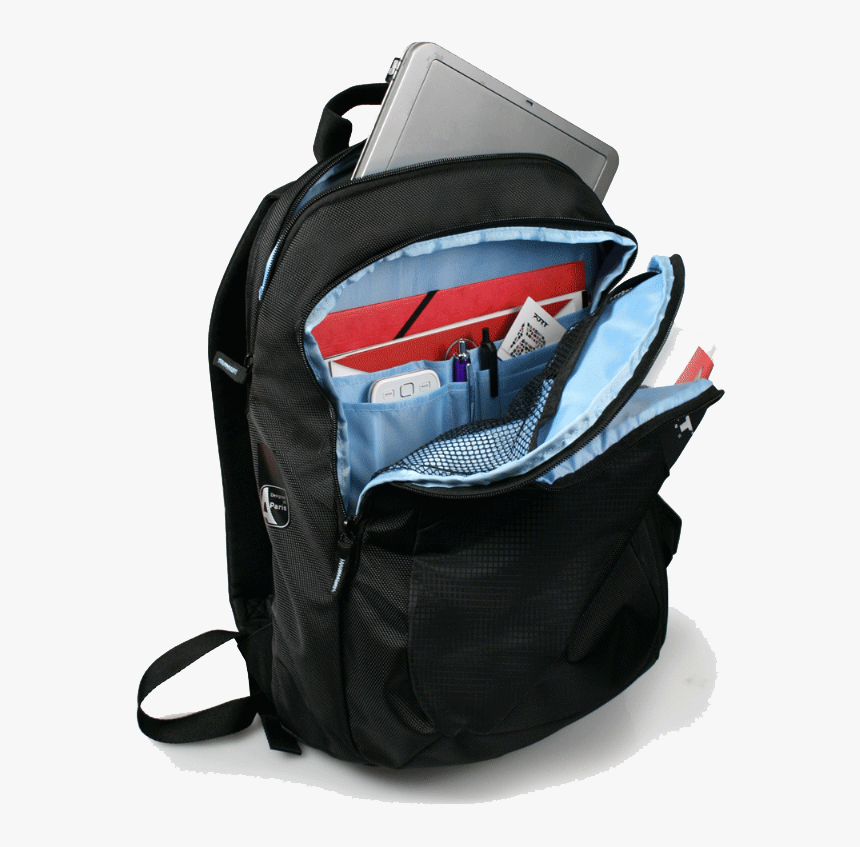 Open Backpack Transparent Background Hd Png Download Kindpng