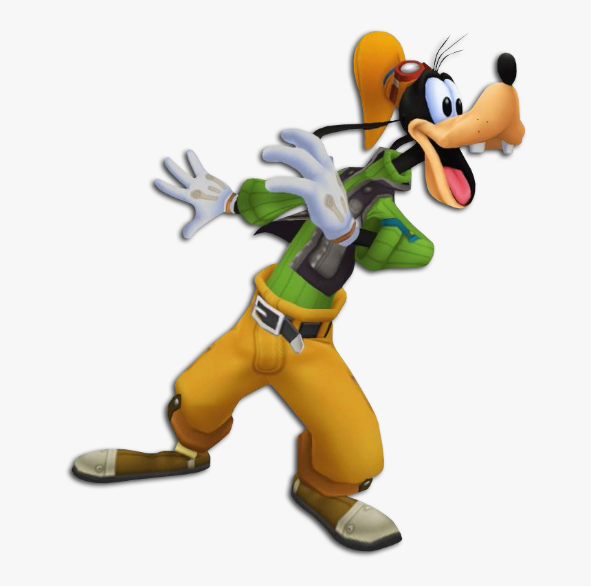Mickey Mouse And Friends Png - Kingdom Hearts 1 Goofy, Transparent Png, Free Download