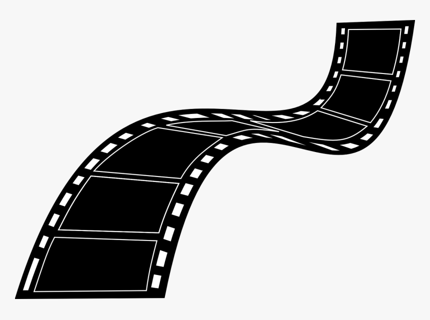 Clip Art Film Strips, HD Png Download, Free Download
