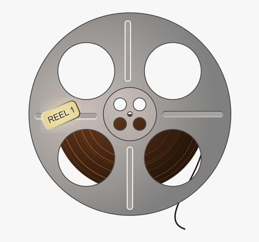 Movie, Film, Reel, Retro, Vintage - Film Retro Png, Transparent Png, Free Download