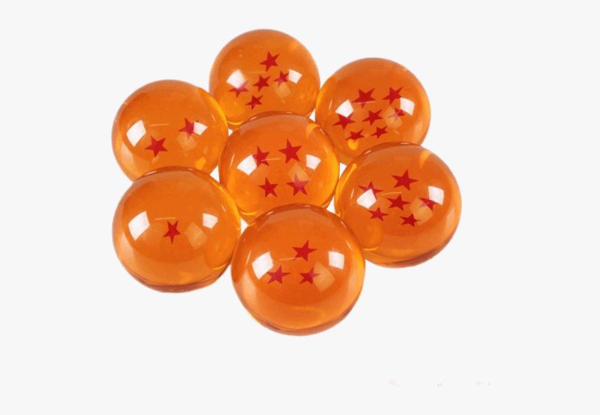 Dragon Balls Png - Dragon Ball Z Dragon Balls Set, Transparent Png, Free Download