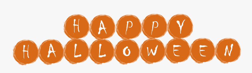 Halloween Banner Png Transparent - Happy Halloween Banner Png, Png Download, Free Download