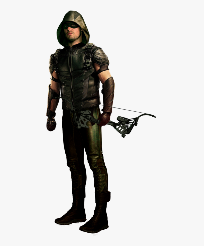Arrow Serie Png - Cw Green Arrow Png, Transparent Png, Free Download