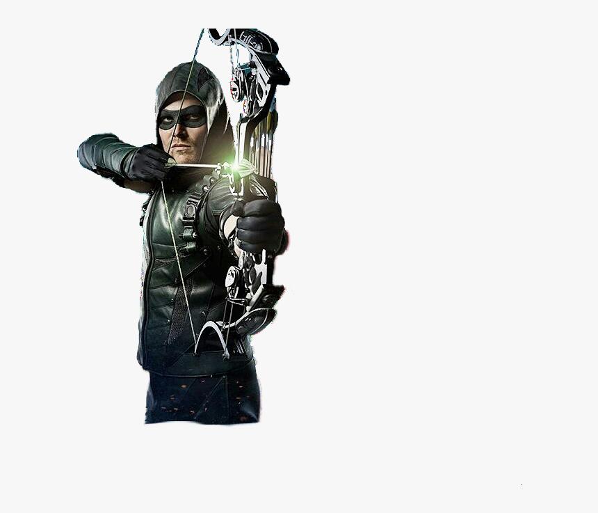 Green Arrow Dc Transparent, HD Png Download, Free Download