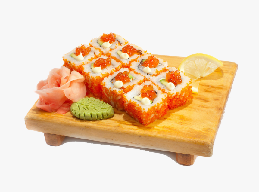 Sushi Png Photo Background - Caviare, Transparent Png, Free Download
