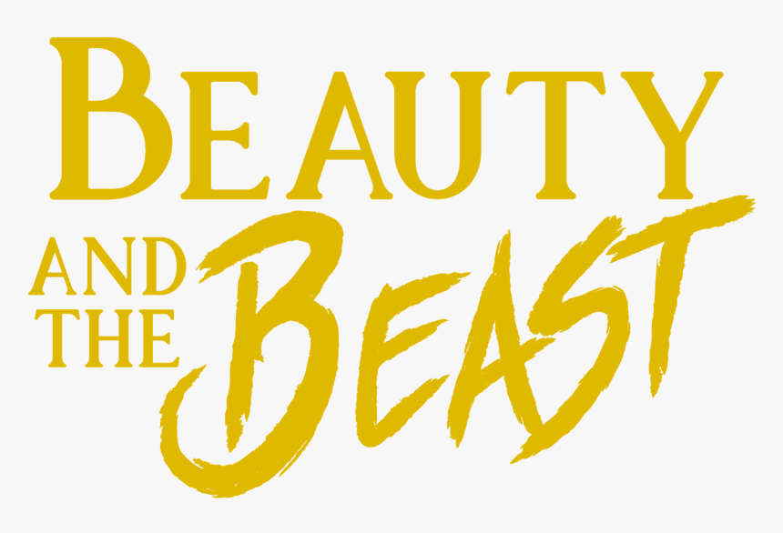 Transparent Beauty And The Beast Panto Logo, HD Png Download, Free Download
