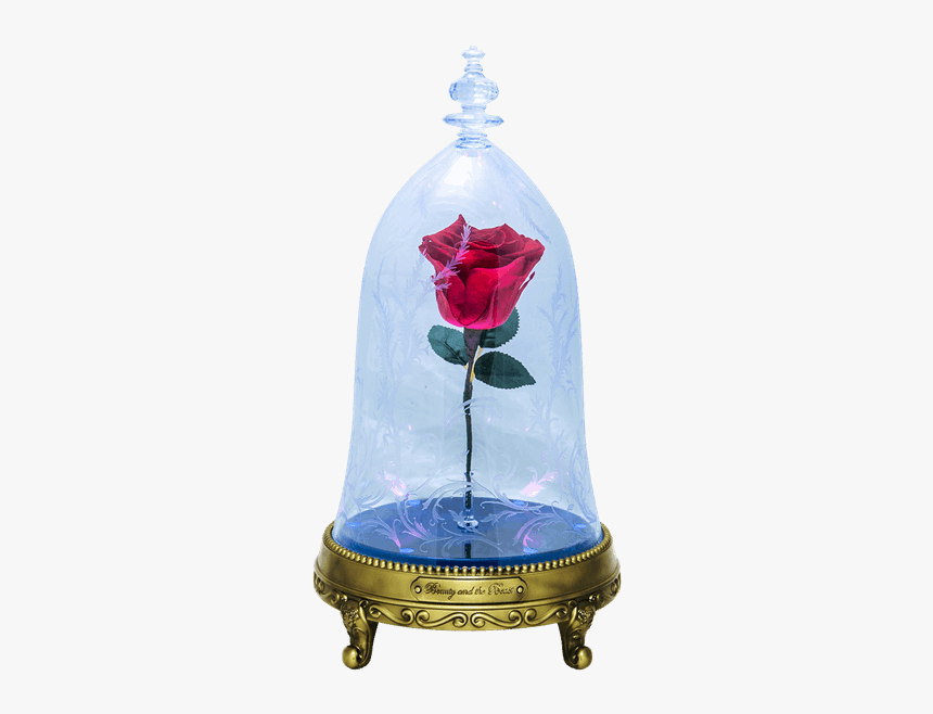 Beauty And The Beast Rose Speaker, HD Png Download, Free Download