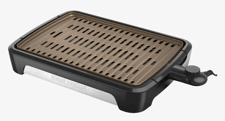 George Foreman Smokeless Series Grill Gfs0172sb - George Foreman Smokeless Grill, HD Png Download, Free Download