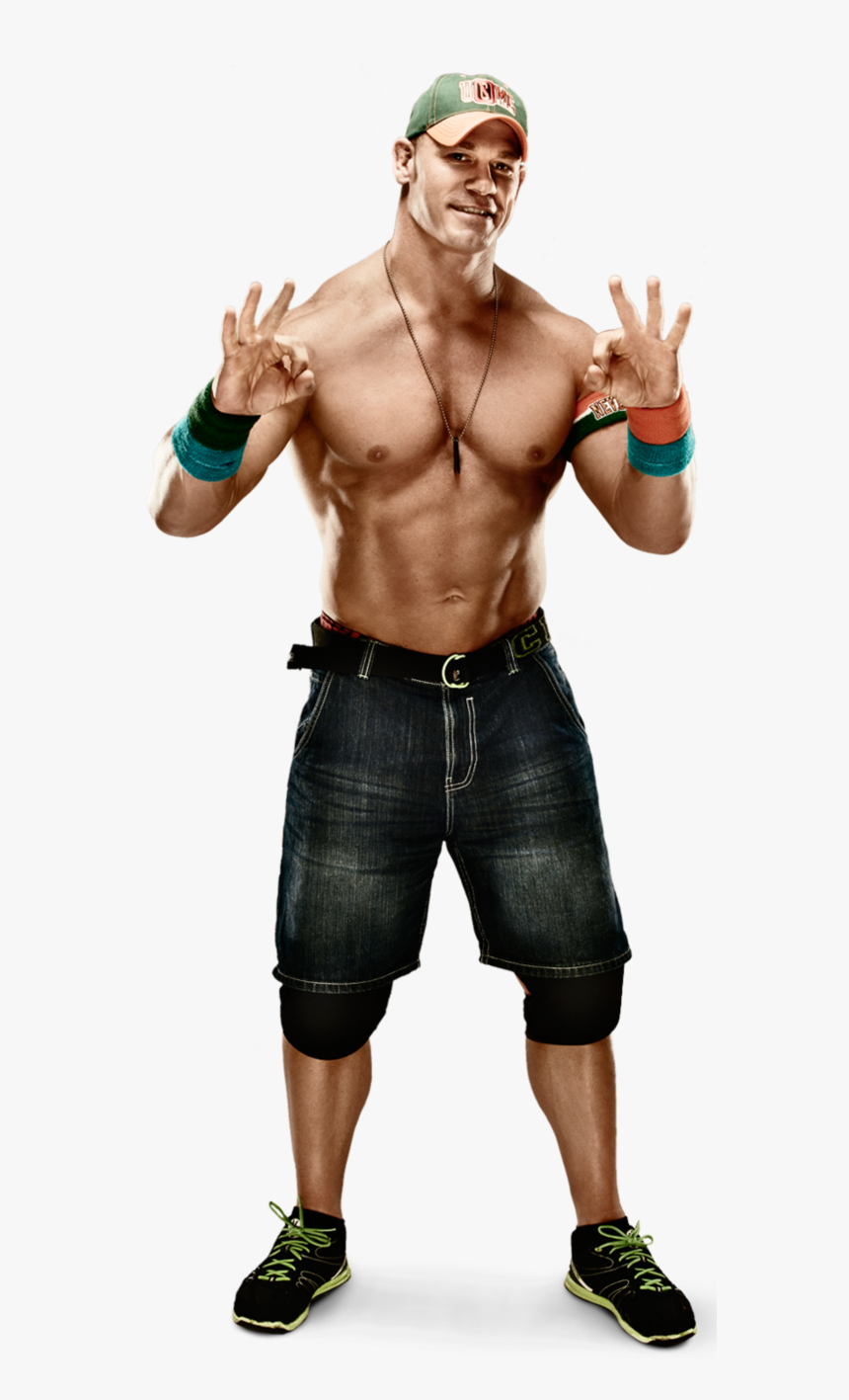 John Cena Png - Wwe World Champion John Cena, Transparent Png, Free Download