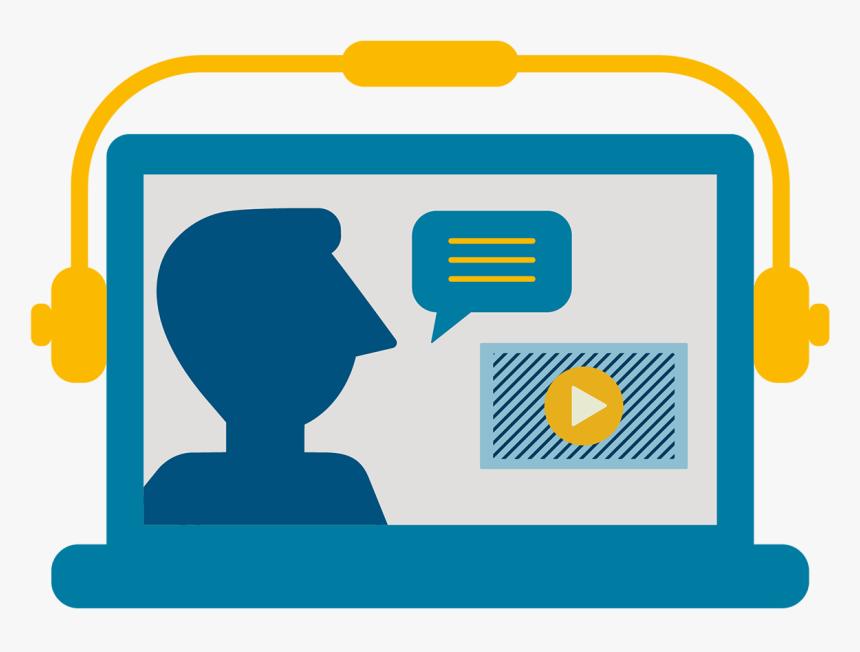 Visit Our Online Learning Portal Online Group Education Clipart Png Transparent Png Kindpng