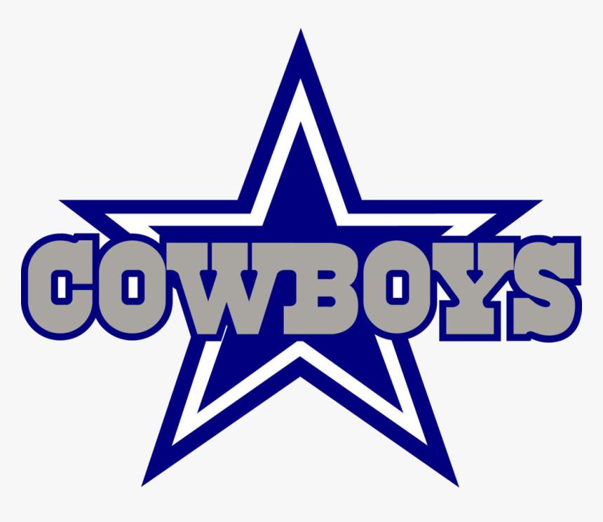 Dallas Cowboys Free Football Cowboy Cliparts Clip Art - Dallas Cowboys Clipart, HD Png Download, Free Download