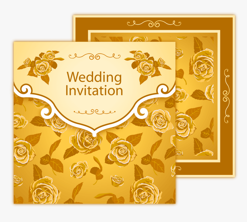 Wedding Invitation, HD Png Download, Free Download