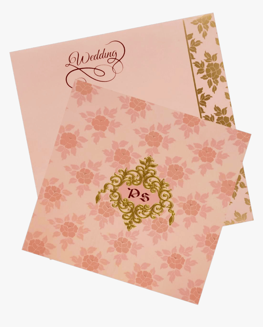 The Wedding Card - Greeting Card, HD Png Download, Free Download