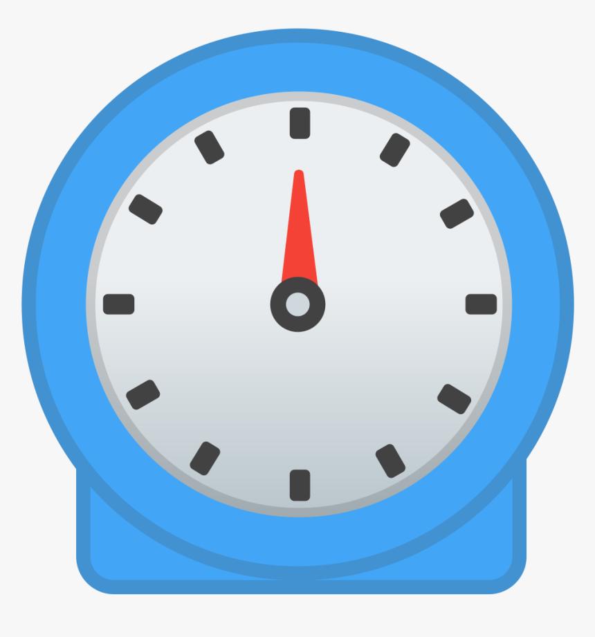Timer Clock Icon - Clock Emoji, HD Png Download, Free Download