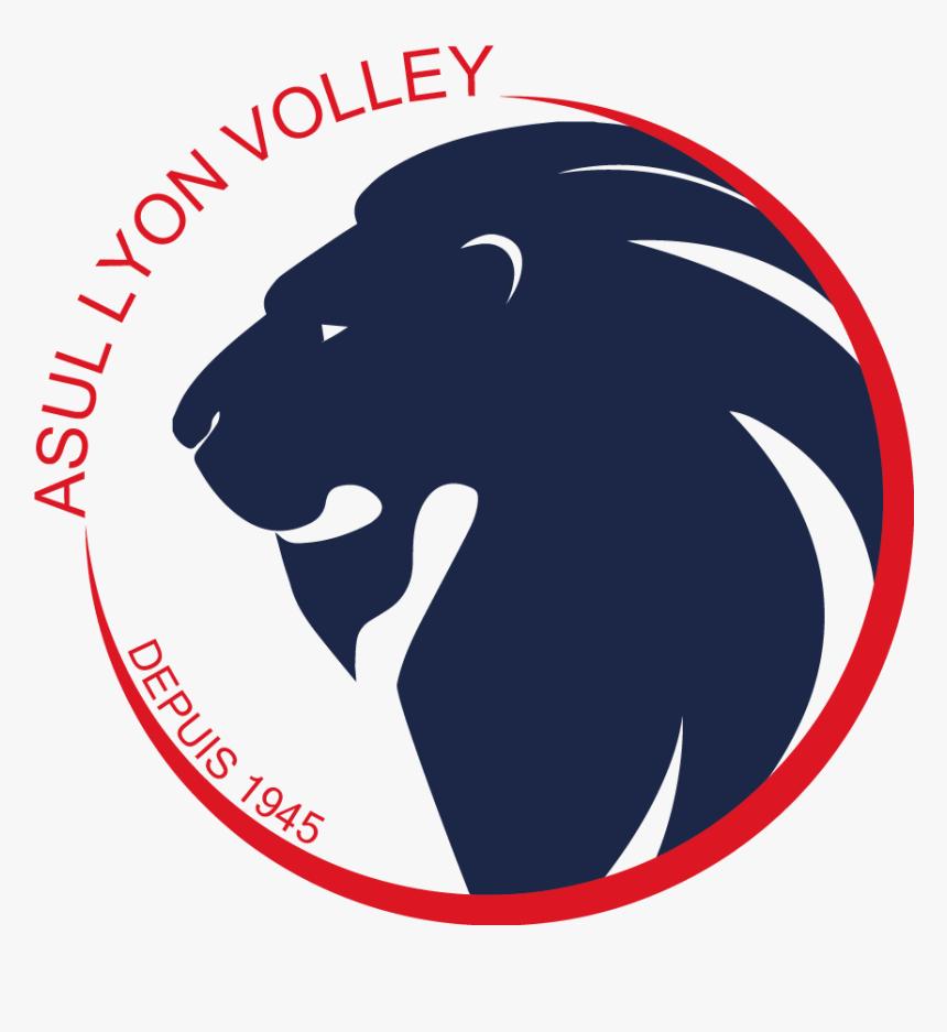 Logo Asul Couleur Sans Fond Side Lion Face Vector Hd Png Download Kindpng