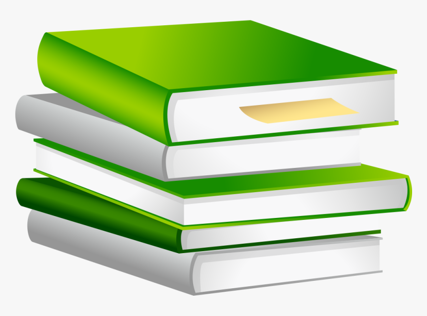 A Pile Of Books Png Download - Book Pile Icon, Transparent Png, Free Download