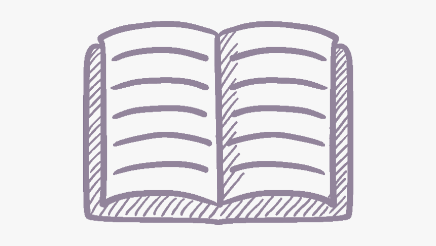 Santa Rita Ranch Master-planned Community Austin, Tx - Book Sketch Icon Png, Transparent Png, Free Download