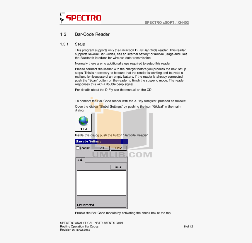 Cd Barcode Png , Png Download - Spectro Analytical Instruments, Transparent Png, Free Download