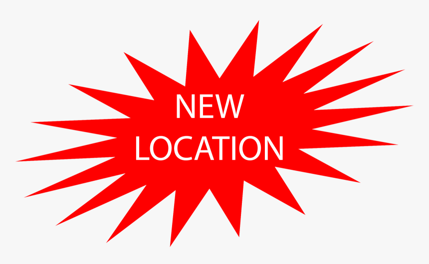Transparent Location Png - New Location, Png Download, Free Download