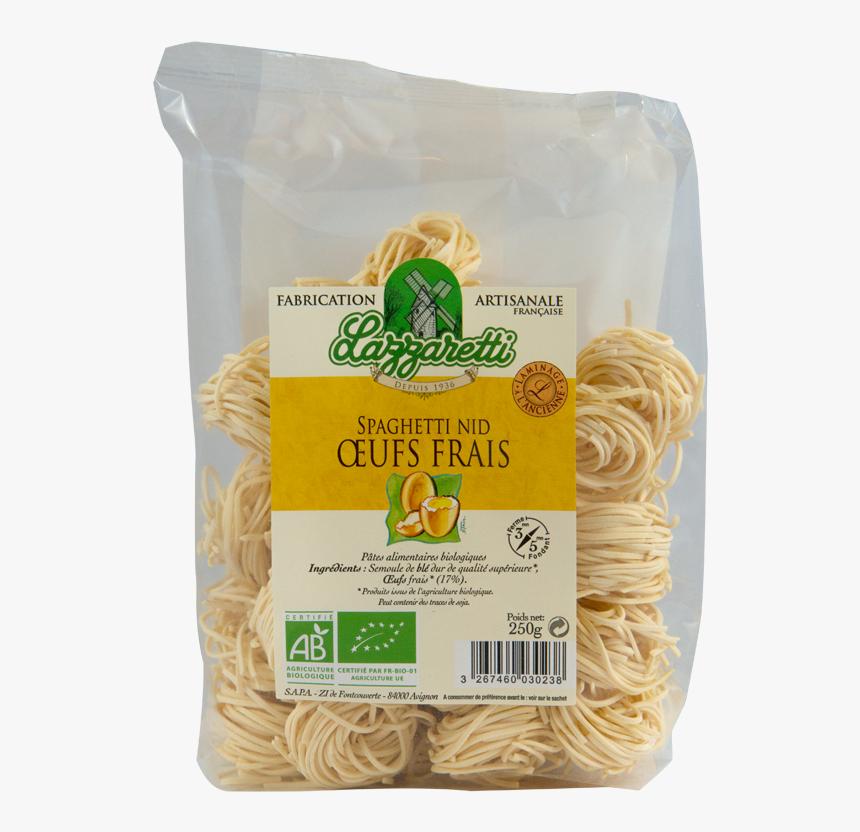 Lazzaretti Spaghetti Nid Oeufs Frais, HD Png Download, Free Download