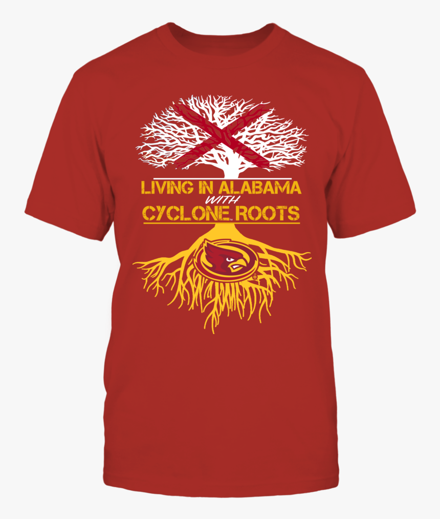 Iowa State Cyclones - Czech Republic T Shirts, HD Png Download, Free Download