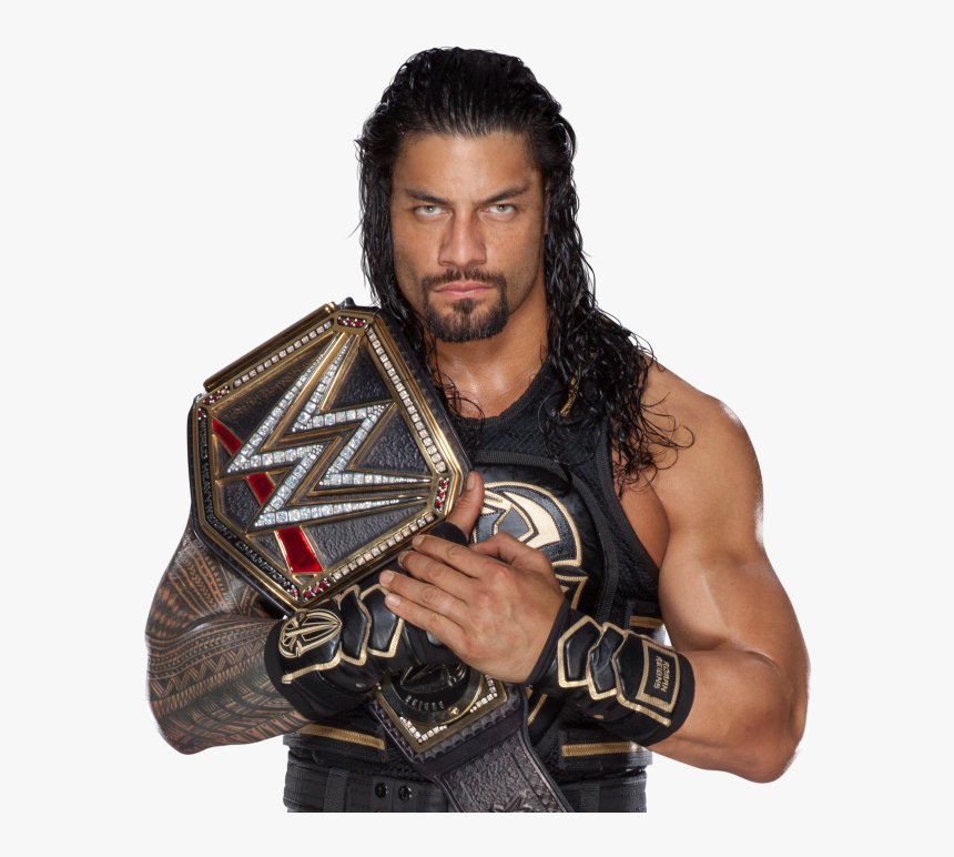 Roman Reigns United State Champion, HD Png Download, Free Download