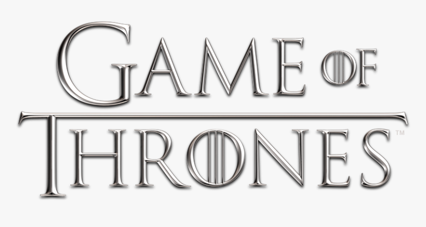 Game Of Thrones Logo Png Transparent Game Of Thrones Logo Png Download Kindpng