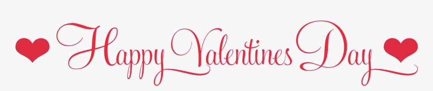 Happy Valentine's Day Png - Happy Valentine Day Png, Transparent Png, Free Download