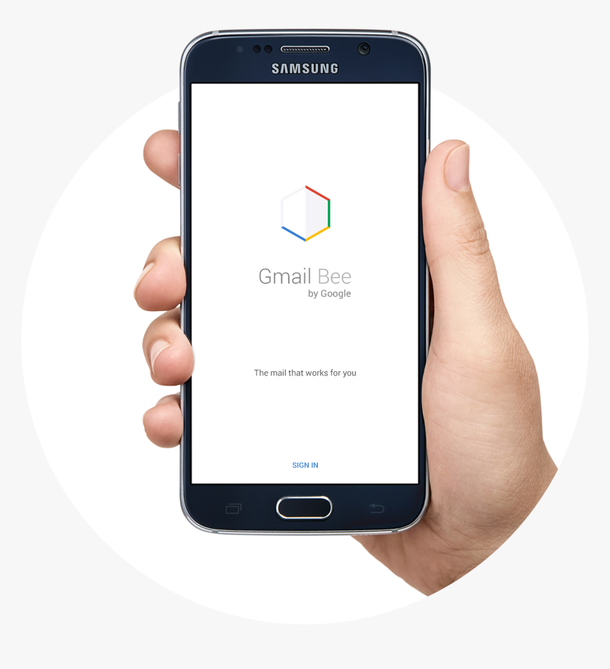 Transparent Google Calendar Icon Png - Mobile Phone In Hand Hd, Png Download, Free Download
