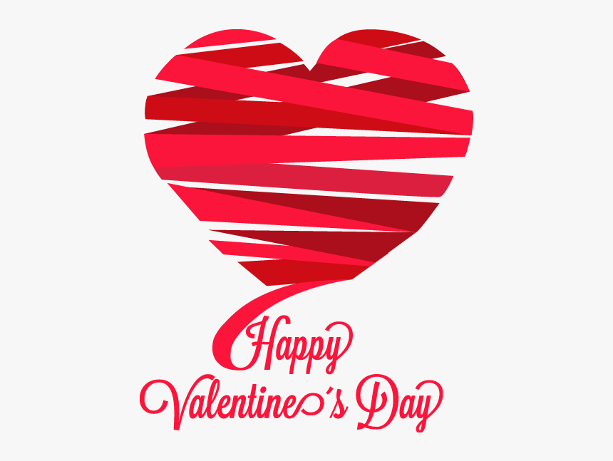 """Happy Valentine""""s Day Snapchat Filter Geofilter Maker - Valentine's Day, HD Png Download, Free Download"""
