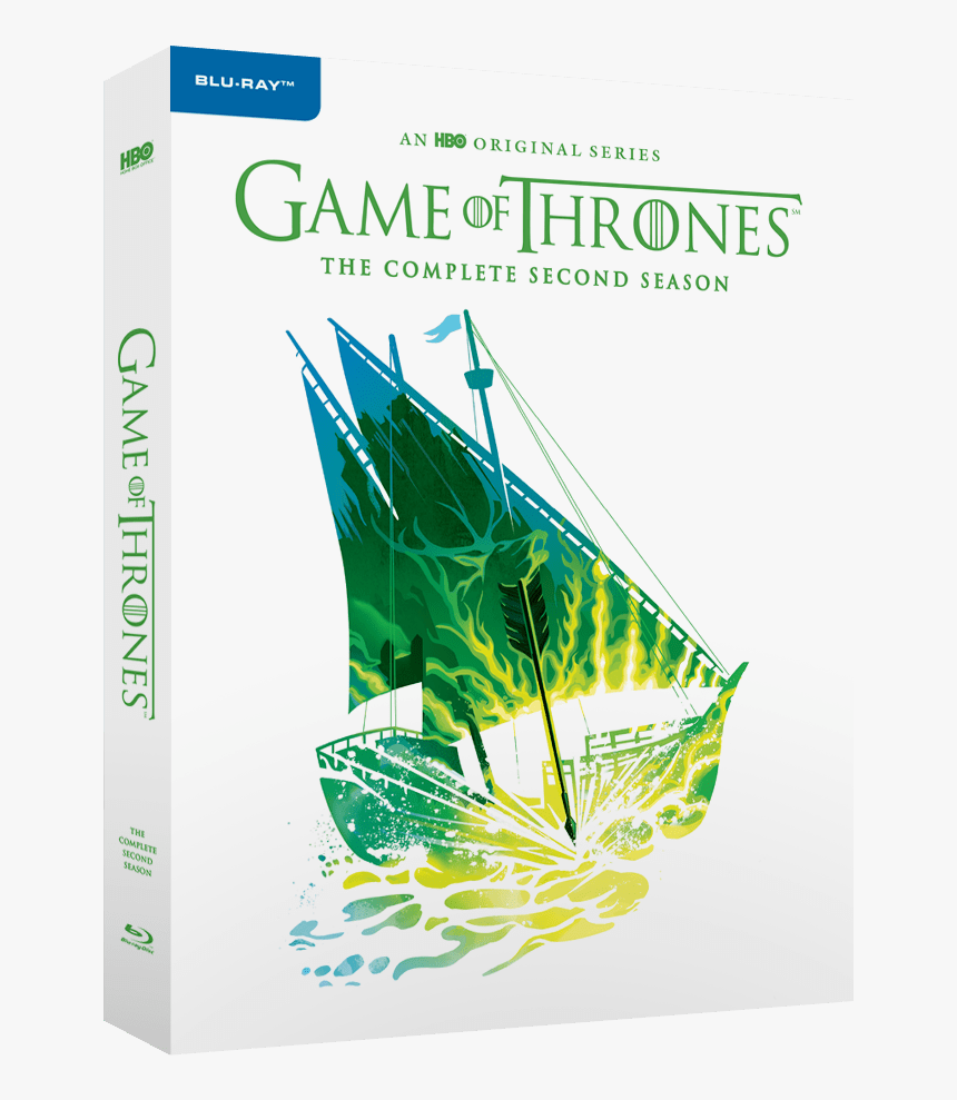 Game Of Thrones Blu Ray Limited Edition Cover, HD Png Download, Free Download