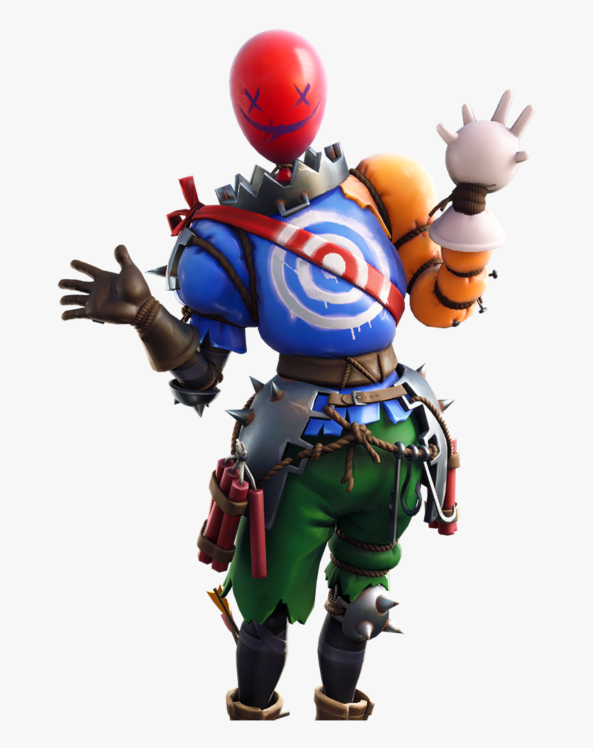 Airhead Fortnite Leaked Skin, HD Png Download, Free Download