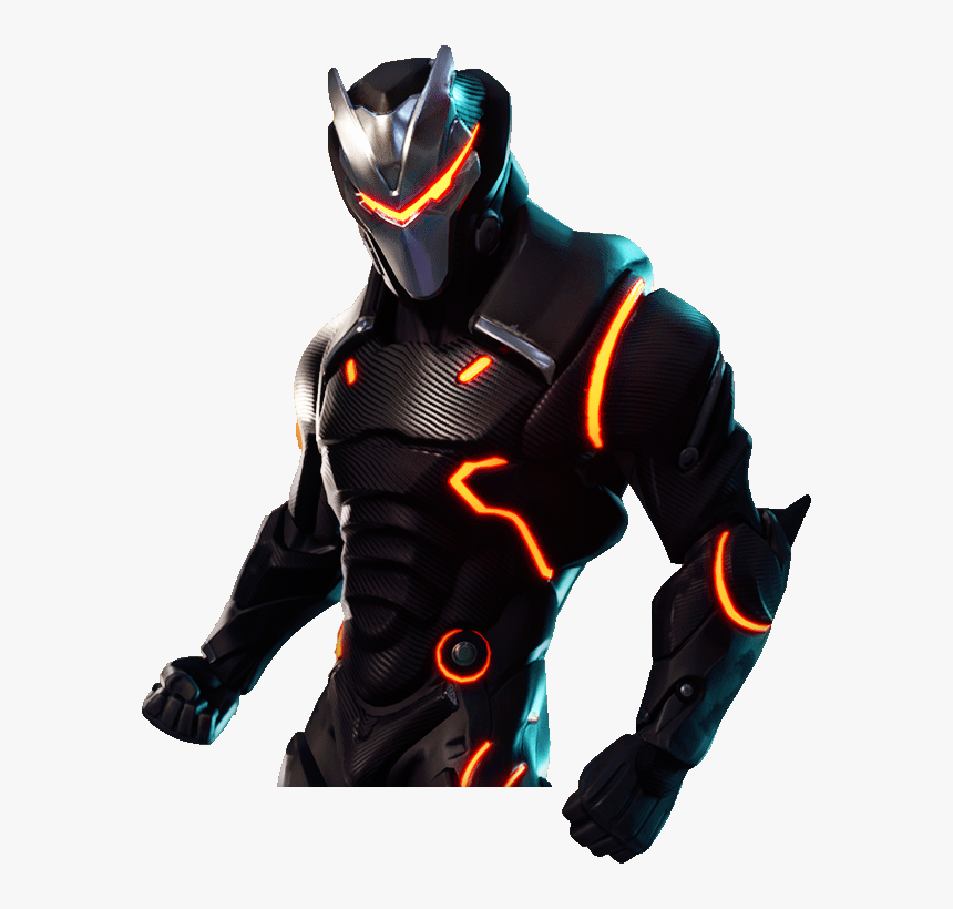 Omega Skin De Fortnite, HD Png Download, Free Download
