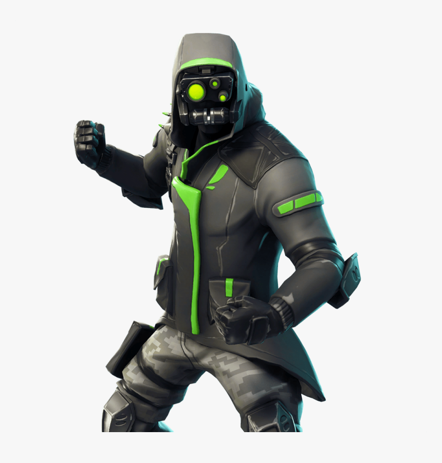 Archetype Featured Png - Fortnite Double Helix Green, Transparent Png, Free Download